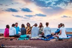 Ibiza yoga mantra aan zee