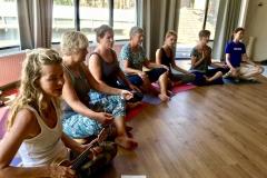 Yogavakantie Terschelling