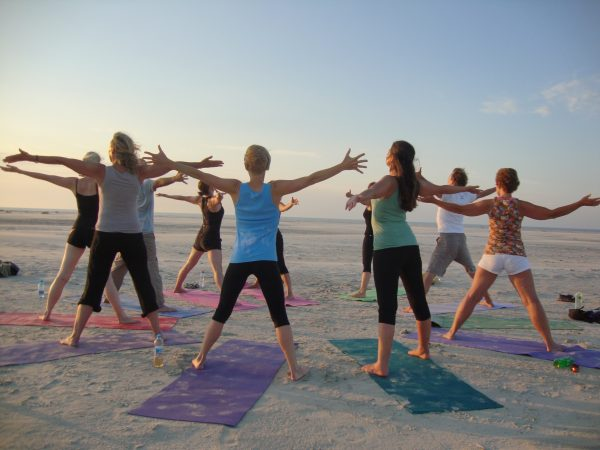 Yoga weekend vitaliteit Terschelling