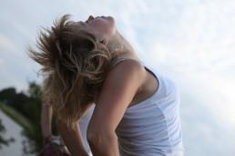 intens genieten van yoga en natuur tijdens een yogaweekend