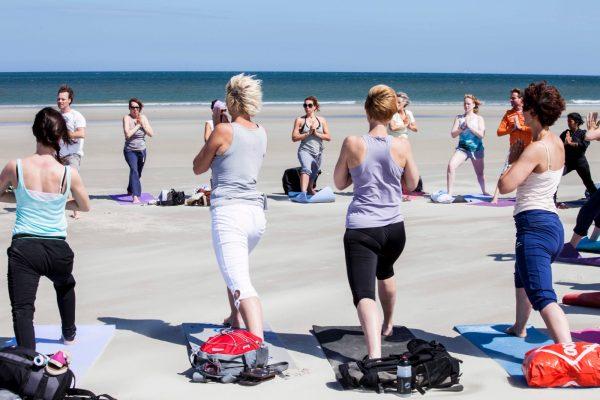 Yogaweekend zomer Terschelling