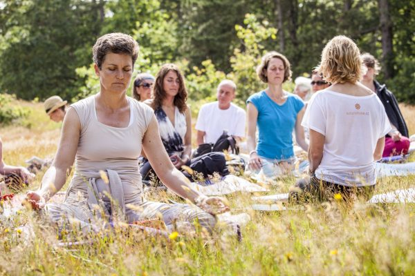 Yoga weekend wellness Veluwe