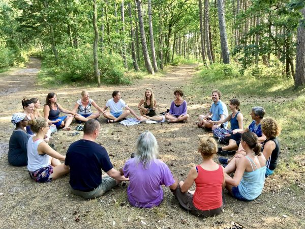 Yoga weekend wellness Veluwe | 26-28 oktober 2019